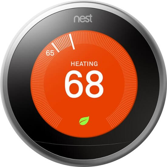 Program a Nest Thermostat