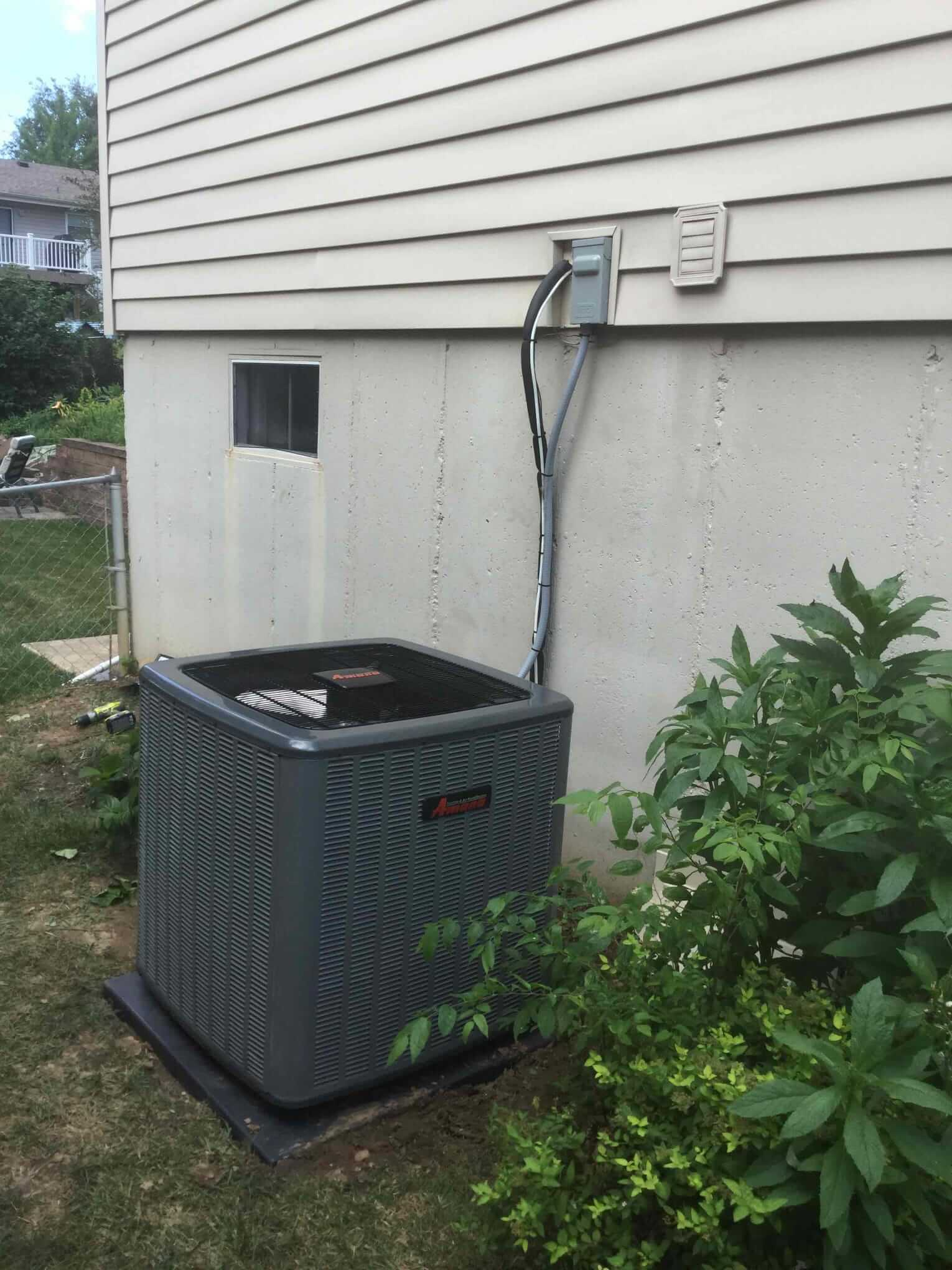 AC Installation in Saint Charles